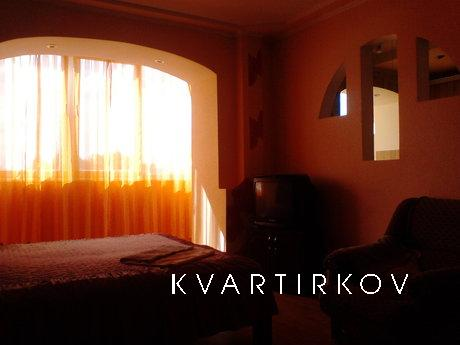 Cozy and comfortable apartment for rent in Lutsk. Convenient