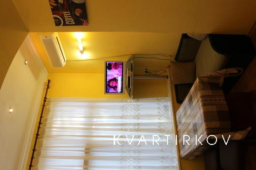 I offer for daily rent one-bedroom apartment on Podol, st. P