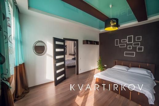 Offered presentable four apartments in the historic center o