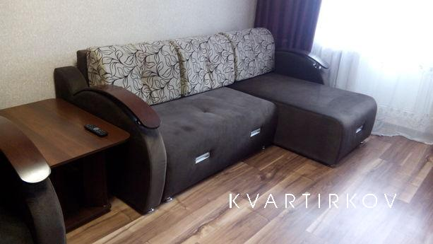 Cozy 2 bedroom apartment in the center of Kremenchug (distri